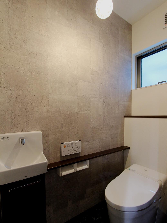 毎日使うからこそリラックスできる空間に トイレの施工事例 家づくりコラム アイフルホーム金沢北店 金沢南店