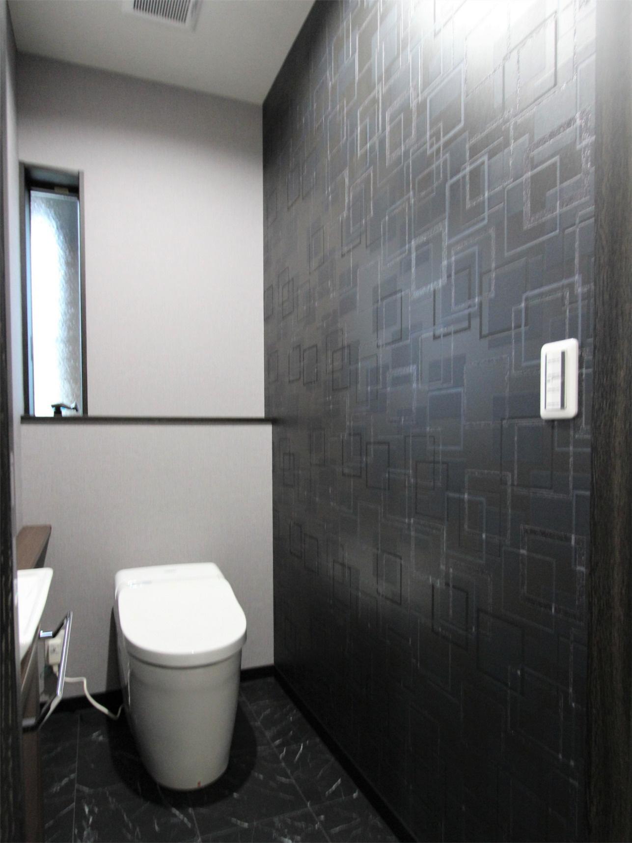 毎日使うからこそリラックスできる空間に トイレの施工事例 家
