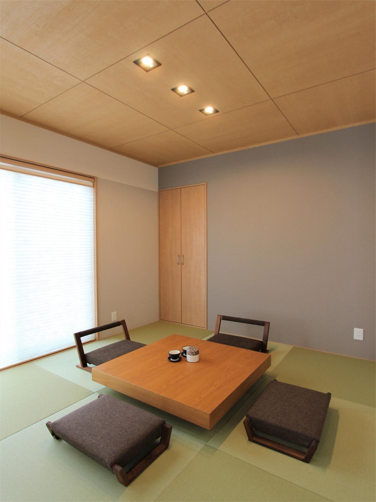 生活に溶け込む素敵な和室づくりを 和室 畳コーナーの施工事例 家